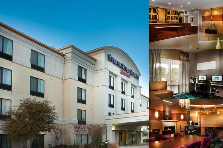Springhill Suites by Marriott Dfw Airport North Gr photo collage
