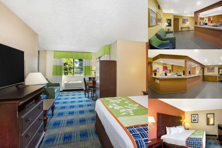 Days Inn Fremont photo collage