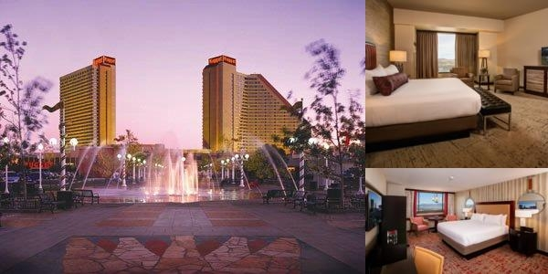 Nugget Casino Resort photo collage
