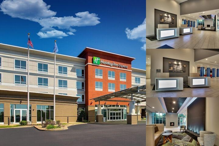 Holiday Inn Express Lexington Georgetown North photo collage