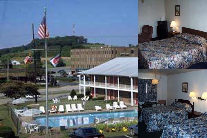 The Boston Inn photo collage