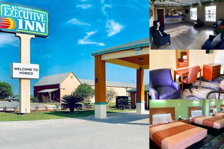 Executive Inn of Hondo photo collage