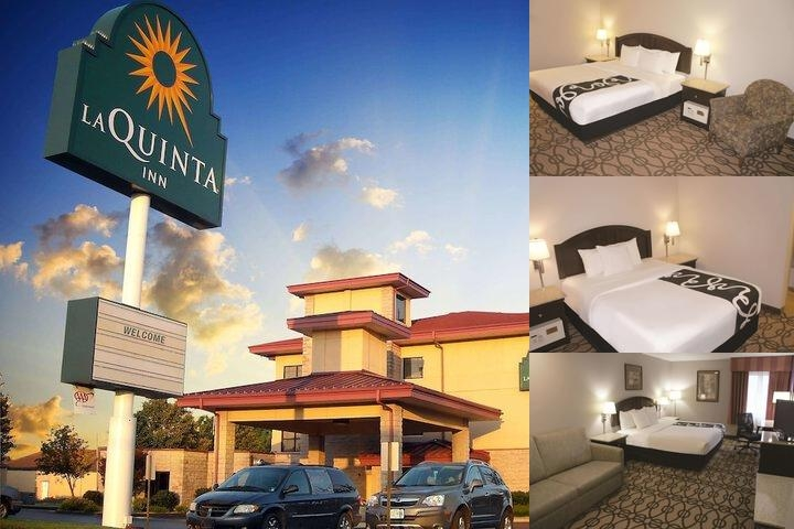 La Quinta Inn & Suites Springfield South photo collage