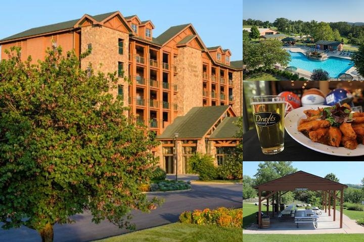 Westgate Branson Woods Resort photo collage