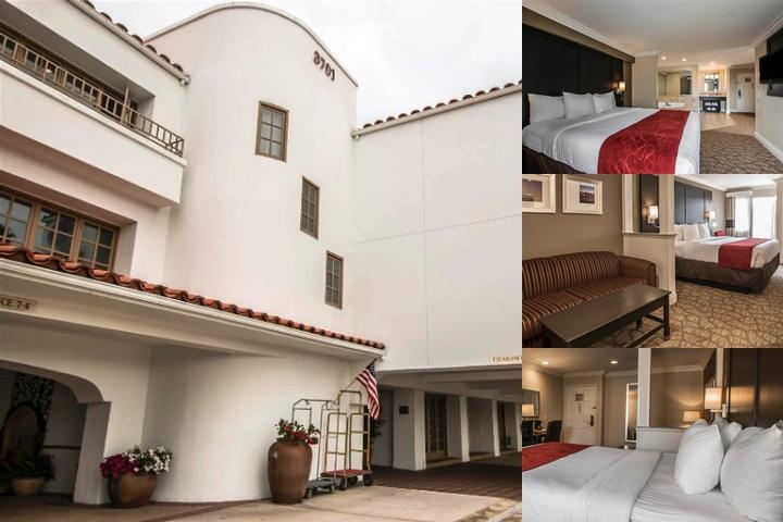 Comfort Suites San Clemente Beach photo collage