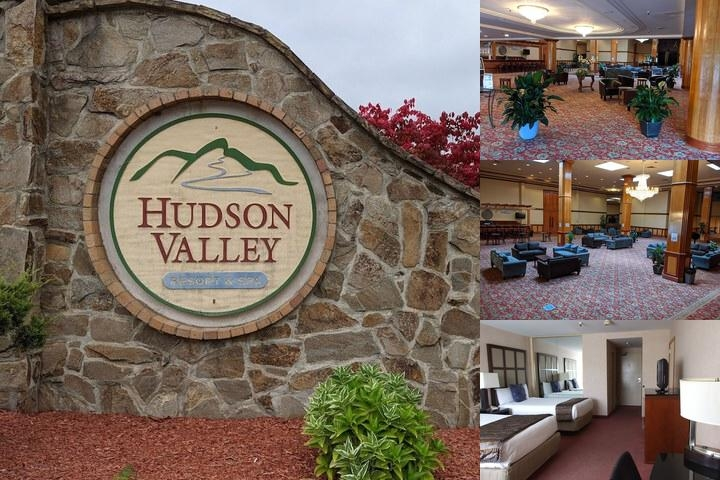 Hudson Valley Resort & Spa photo collage