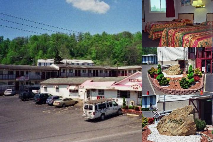 Heldreth Motel Kingwood photo collage