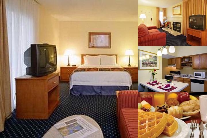 Marriott Residence Inn San Jose / Campbell photo collage