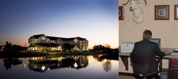 Homewood Suites by Hilton Wichita Falls photo collage