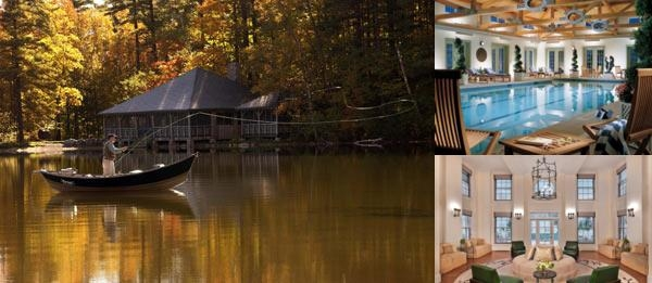 The Equinox a Luxury Collection Golf Resort & Spa Vermont photo collage