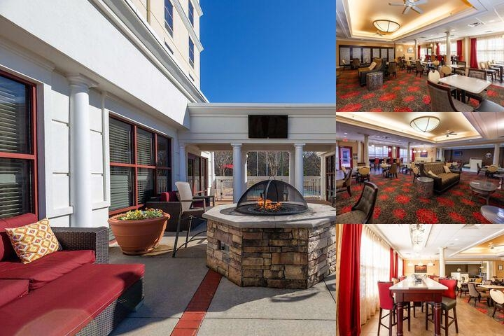 Hampton Inn Lawrenceville / I 85 / Sugarloaf photo collage