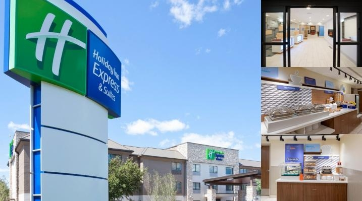 Holiday Inn Express Minneapolis Golden Valley photo collage