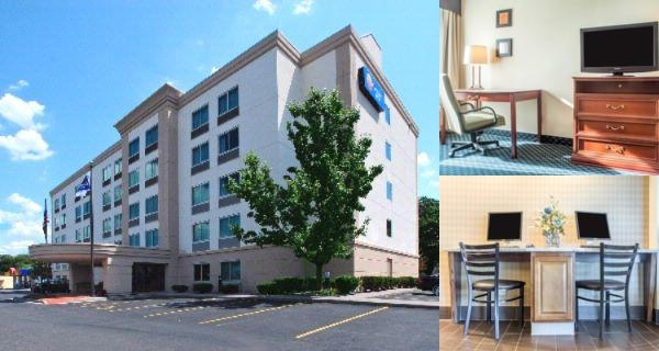 Comfort Inn West photo collage