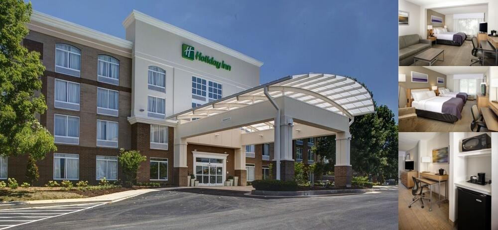 Holiday Inn Franklin Cool Springs photo collage