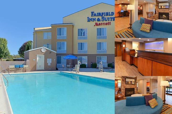 Fairfield Inn & Suites College Inn photo collage