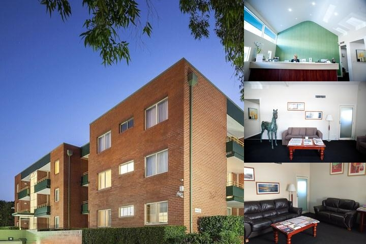 Apx Apartments Parramatta photo collage