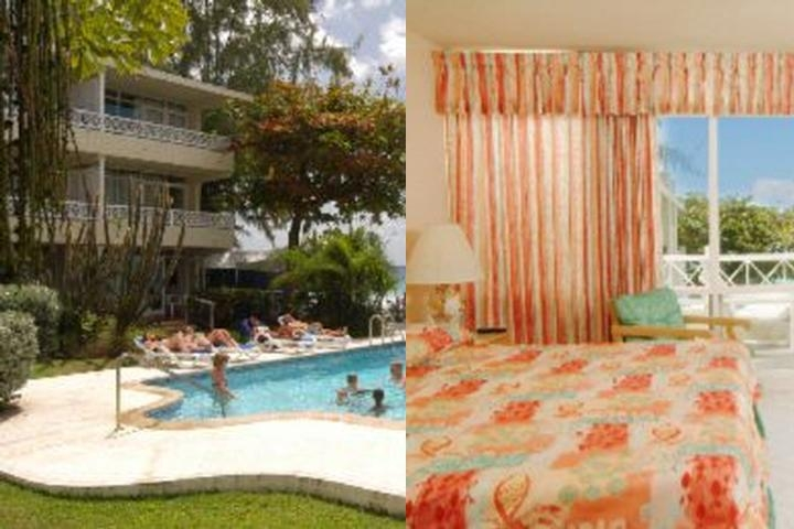 Allamanda Beach Hotel photo collage