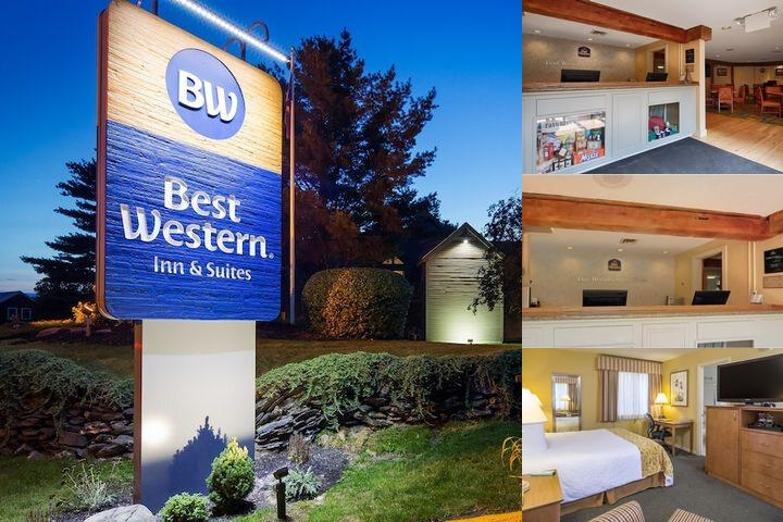Best Western Inn & Suites Rutland Killington photo collage