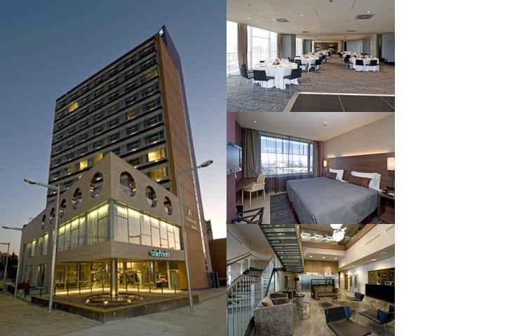 Rafaelhoteles Badalona photo collage