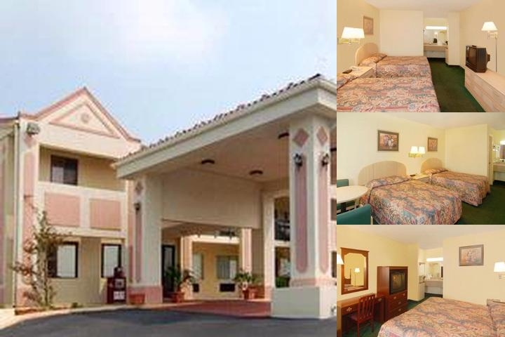 Econo Lodge Christiansburg photo collage