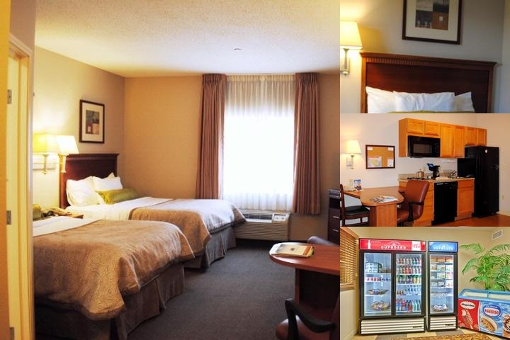 Candlewood Suites Fort Wayne photo collage