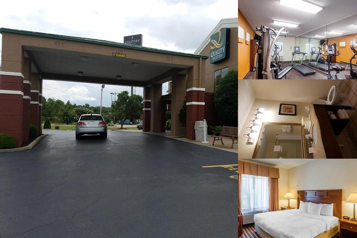 Comfort Suites of Paducah photo collage
