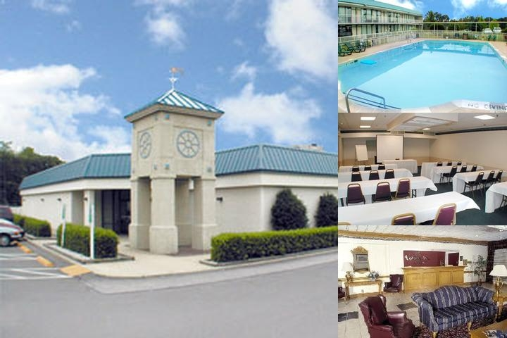 Quality Inn Dumfries Quantico Conference Center photo collage