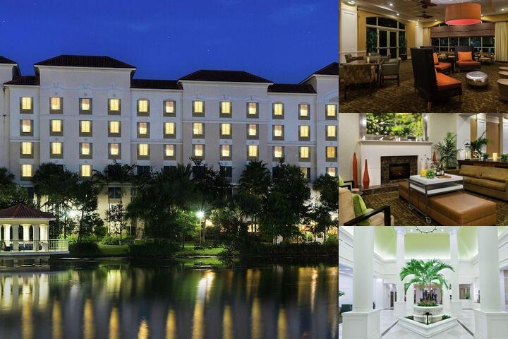 Hilton Garden Inn Palm Beach Gardens photo collage