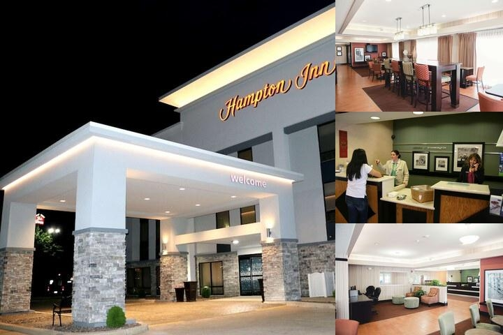 Hampton Inn Bloomington West photo collage