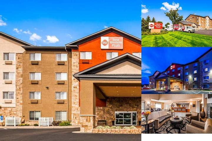 Best Western Plus photo collage