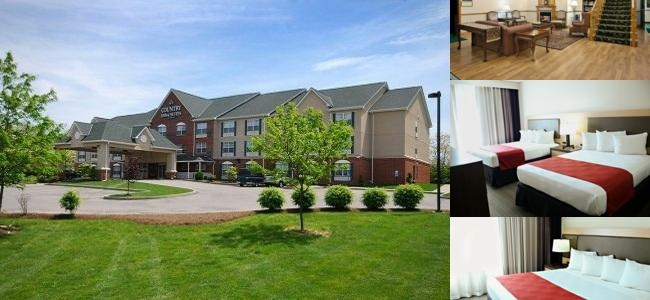 Country Inn & Suites Fairborn photo collage