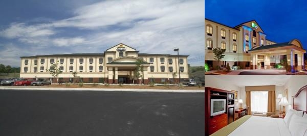 Holiday Inn Express & Suites Newton photo collage