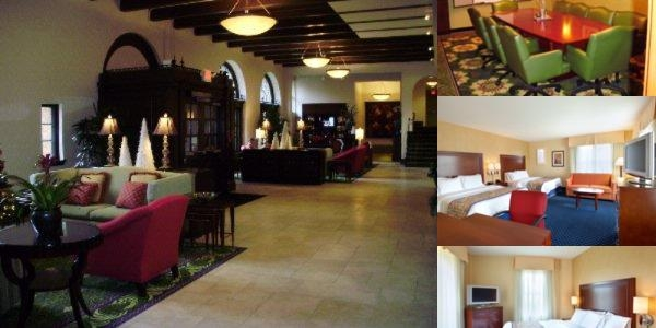 Courtyard by Marriott Kansas City Country Club Pla photo collage
