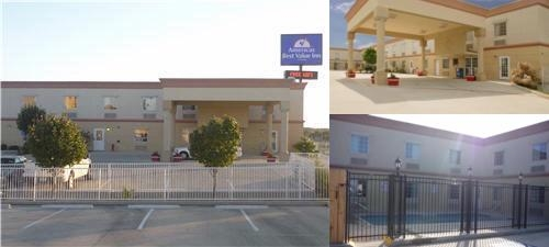 Americas Best Value Inn photo collage