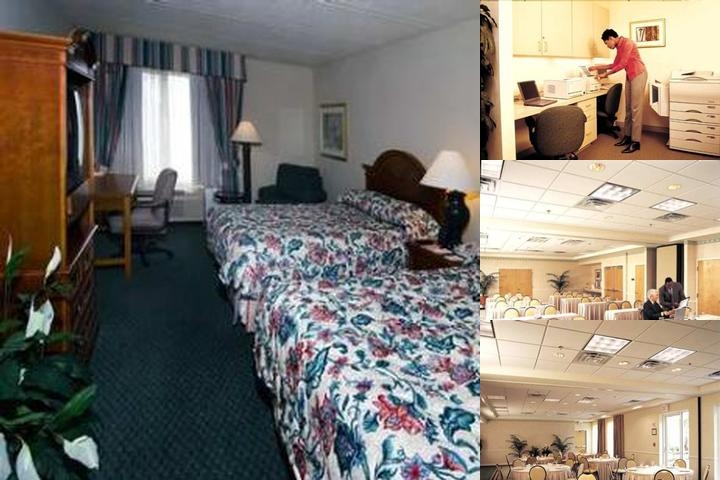 Hilton Garden Inn Auburn photo collage