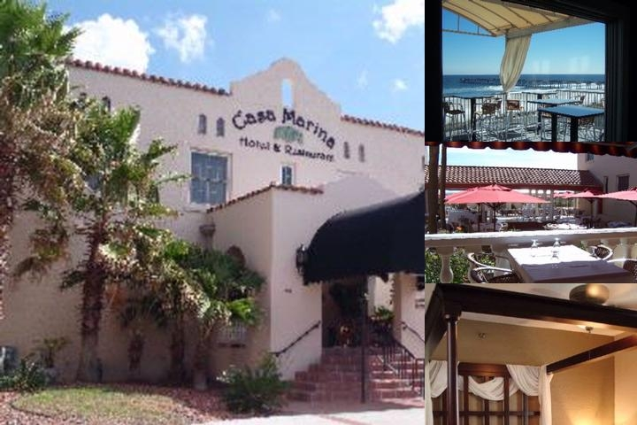 Casa Marina Hotel & Restaurant photo collage