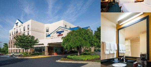 Fairfield Inn Laurel photo collage