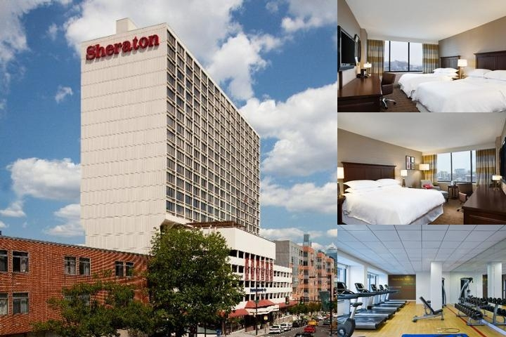 Sheraton Philadelphia University City Hotel photo collage