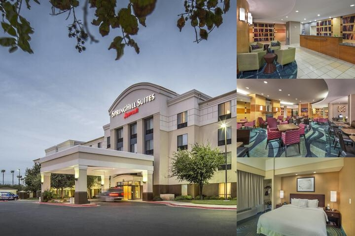 Springhill Suites by Marriott Laredo photo collage