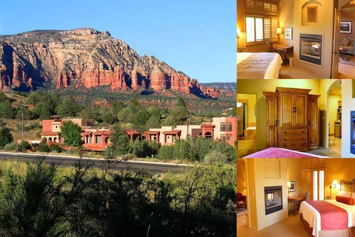 Las Posadas of Sedona Luxury Bed & Breakfast Inns. photo collage