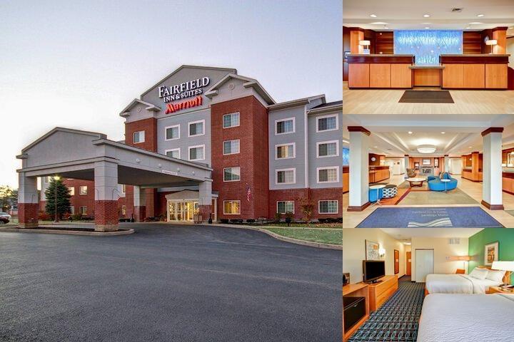 Fairfield Inn Suites By Marriott Saratoga Malta Photo Collage