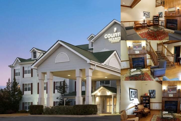 Country Inn & Suites Columbus North photo collage