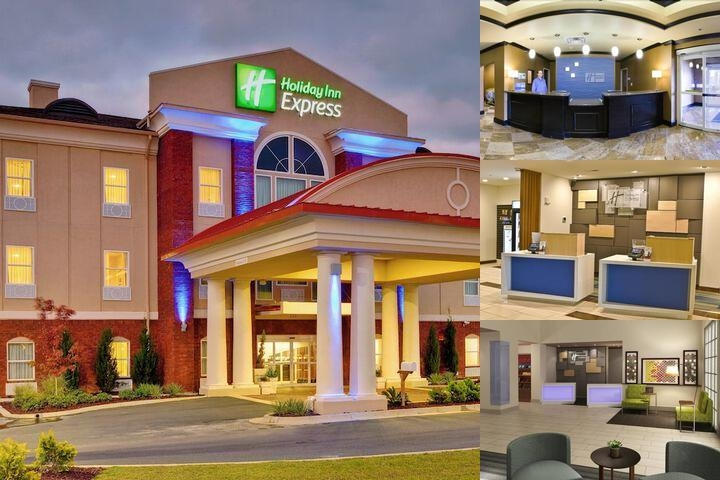 Holiday Inn Express Mccomb photo collage