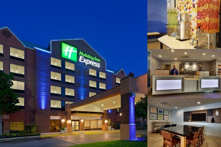 Holiday Inn Express BWI Airport West photo collage