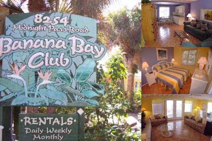 Banana Bay Club photo collage