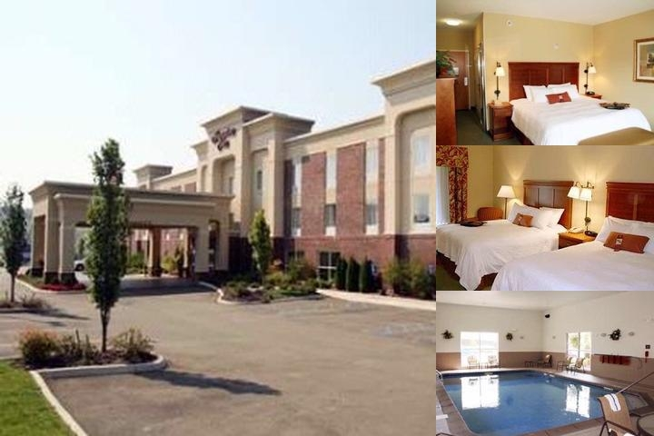 Hampton Inn Athens Ohio photo collage