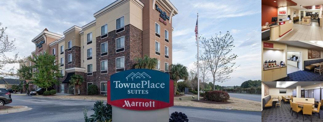 Towneplace Suites by Marriott Columbia Southeast / photo collage