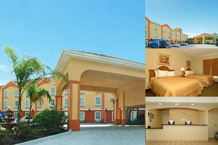 Comfort Inn Marrero photo collage