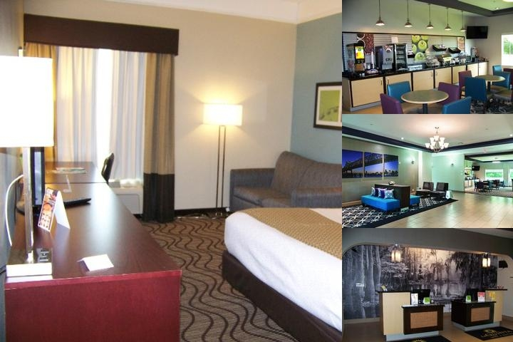 La Quinta Inn & Suites Houma photo collage
