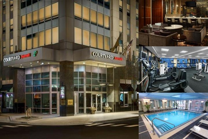 Courtyard by Marriott Chicago Magnificent Mile photo collage